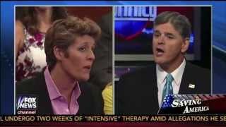 "Sally Kohn vs Sean Hannity — Clips from ""Saving America"" Special on Morality"