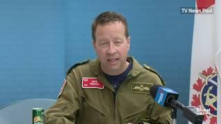 Commander calls Snowbirds crash 'worst nightmare' as Forces begins investigation
