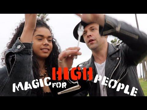 Magic  for High people l Julien Magic