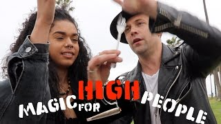 Magic  for High people l Julien Magic