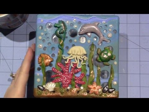 Polymer Clay Adventure Review and Share