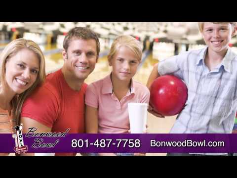 Bonwood Bowl | Open-Late Bowling Lanes w/Full-Service Restaurant & Pro Shop in Salt Lake City, UT