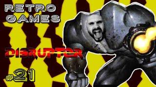 RETRO GAMES #21 - Disruptor (PS1)