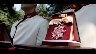 Претседателот Иванов додели ордени за воени заслуги