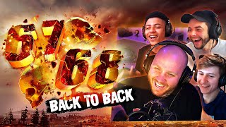 60+ KILL GAMES BACK TO BACK FT. SYMFUHNY, MYTH & NADESHOT
