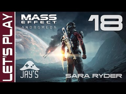 [FR] Mass Effect Andromeda : Let's Play Sara Ryder HD - Un Meilleur Départ - Episode 18