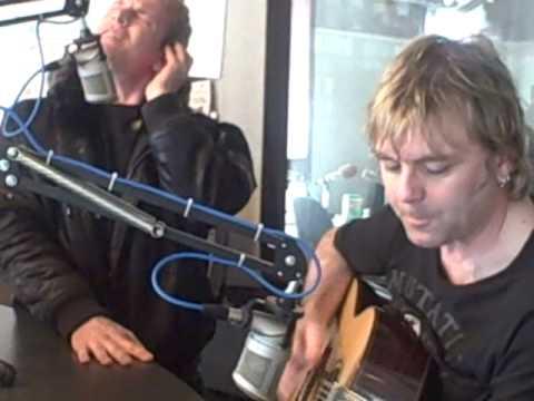 Crash Karma - Live at 97.7 HTZ-FM