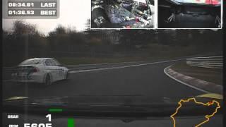 Leonard Motorsport AMR Onboard Lap of the Nordschelife from VLN 2014 Testng