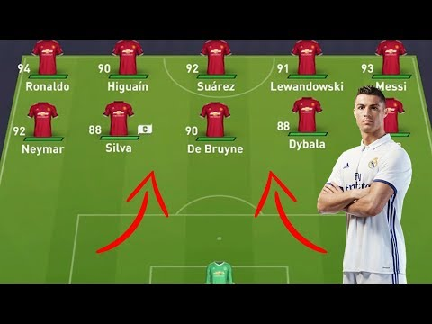 IS IT POSSIBLE TO WIN THE PREMIER LEAGUE WITH TEN ATTACKERS?!?! - FIFA 18 EXPERIMENT