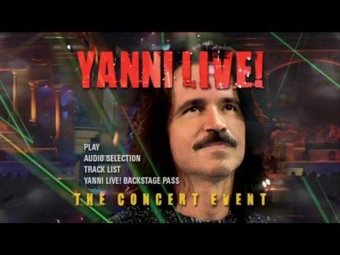 Trailer do filme Yanni Live