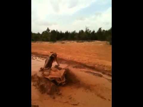 Tower Trax Mud Ride