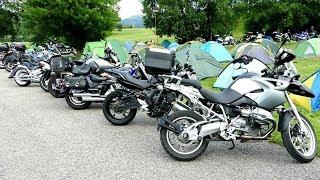 Motozraz Drienok Mošovce 2018 GK  Motorradtreffen Drienok