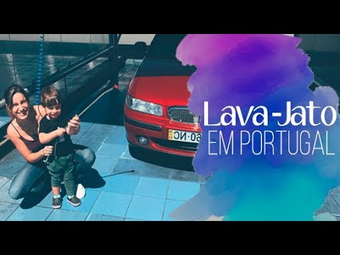 Lava Jato - Lavando Carro em Portugal from YouTube · Duration:  5 minutes 35 seconds