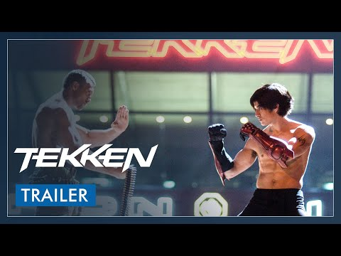 Tekken - Trailer Legendado