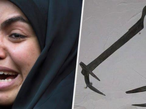 смотреть запрещенное видео пытки сисек женщин