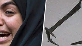 Боевики ИГИЛ изобрели новый инструмент для пыток женщин — «кусач»