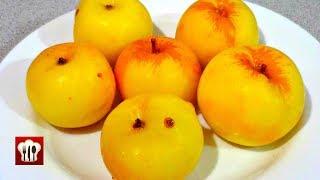 Отзыв о Моченых Яблоках в Тыкве