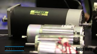 A full range of brushed and brushless rotary and linear DC motors