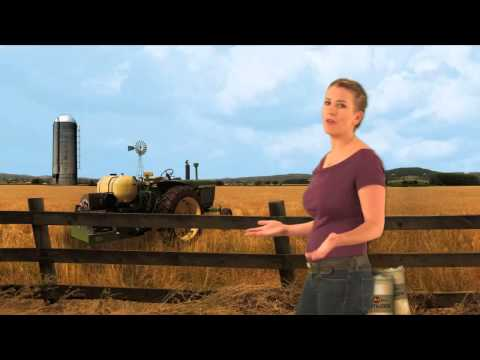 Anna Lappé & Food MythBusters -- Do we really need industrial agriculture to feed the world 2015