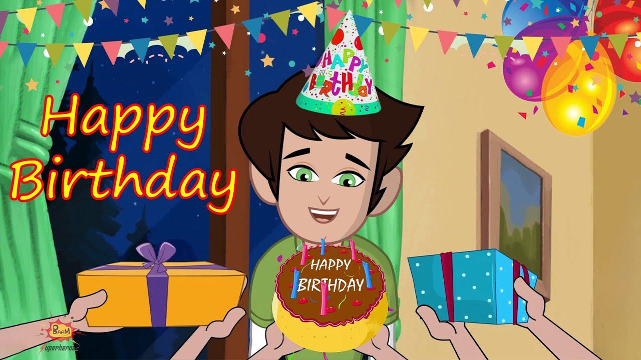 Kid Krrish English | Krishna Ka Birthday Special Compilation | Cartoons for Kids|Videos for Kids