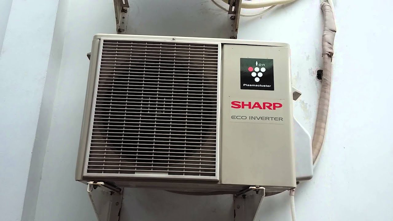 A h heating air conditioning service - Sharp Eco Inverter Ah Xp10my