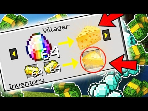 WHAT'S A CHEESE, YOU SAY?! | Minecraft: Money Wars 1.9 TEAMS #8