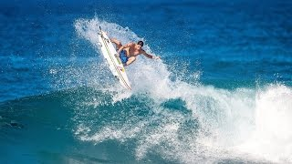 Italian Surfer Leo Fioravanti Graduates to the Big Leagues