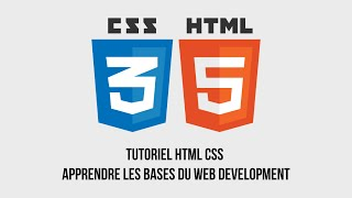 Tutoriel HTML 5 / CSS 3 - #2 - l'organisation d'un site
