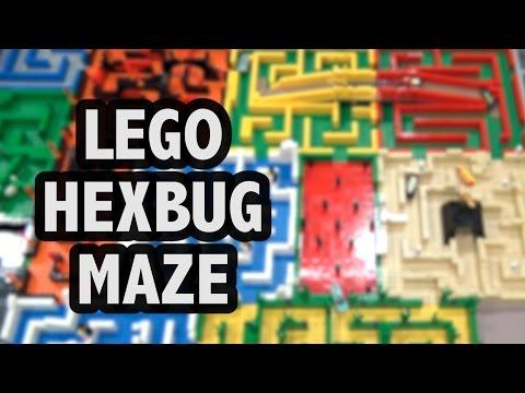 LEGO Hexbug Maze   Bricks Cascade 2017