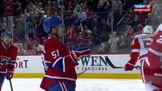 Хоккей НХЛ Монреаль Канадиенс - Детройт Ред Уингз