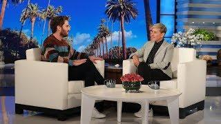 Ben Platt On How Ellen Inspired Him to Be His Authentic Self