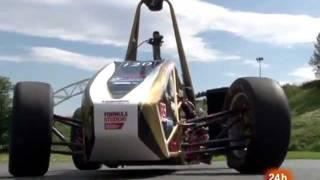 FStecnun Motorsport en el canal 24 horas TVE