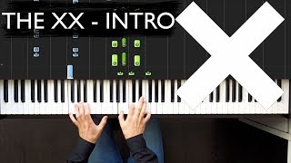 Download The XX - Intro | Piano tutorial | Sheets | How to play? Mp3 and Videos