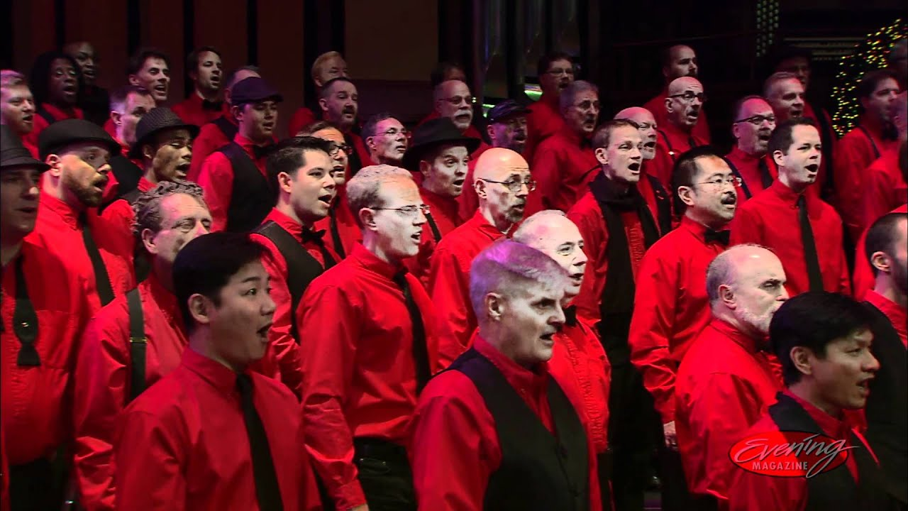 Seattle Men's Chorus and Seattle Women's Chorus Perform Five Local Concerts to Approve Ref 74