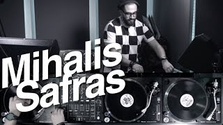 Mihalis Safras - DJsounds Show 2015 - all vinyl!