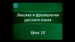 Русский язык. Урок 10. Словари русского языка