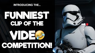 Funniest Clip Of The Video Competition:  How It Works + How To Enter!