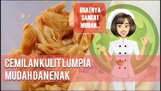 Video Membuat Cemilan dari Kulit Lumpia download MP3, 3GP, MP4, WEBM, AVI, FLV Januari 2018