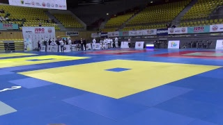 XVI International Baltic Judo Cup Gdynia, 11.11.2017 tatami 3