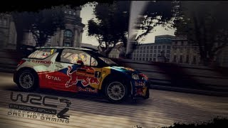 WRC 2: FIA World Rally Championship PC Gameplay HD 1440p