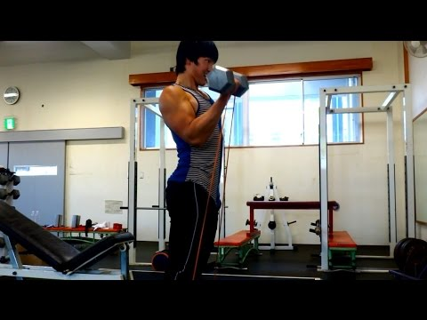 Food Poisoning & Upper Body Workout