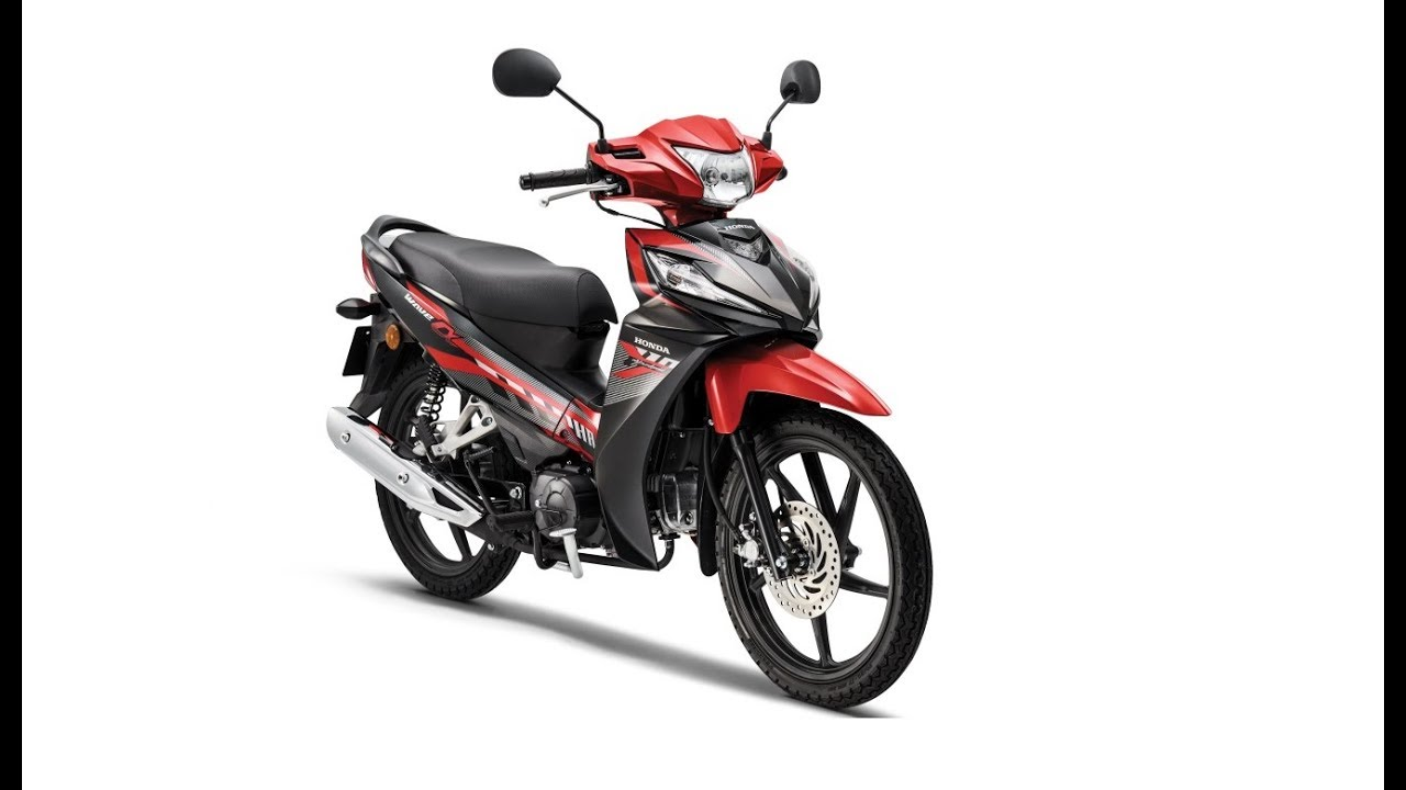 2020 Honda Wave Alpha Launched In Malaysia Price From Rm4 339 Youtube