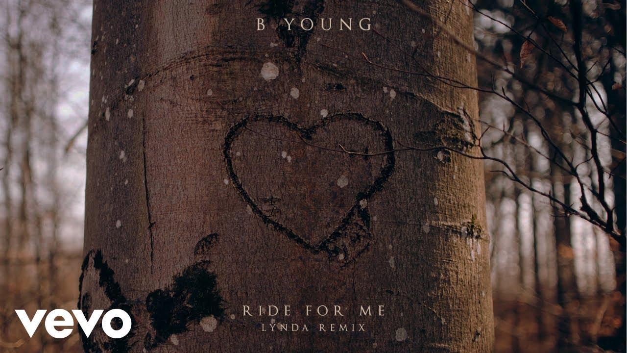 Download B Young - Ride For Me (Lynda Remix) [Audio] ft. Lynda