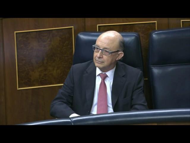 Intervención do deputado Antón Gómez-Reino no Pleno sobre o nomeamento de Fernández de Mesa
