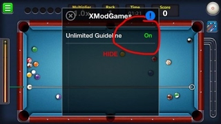 8 Ball Pool Guideline Hack || 2017 Trick || No Root
