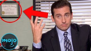 Top 10 Small Details in The Office You Never Noticed