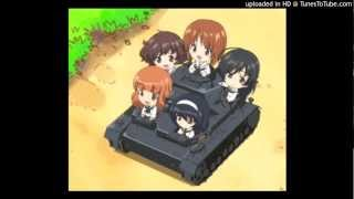 Girls und Panzer - US Field Artillery March (extended)