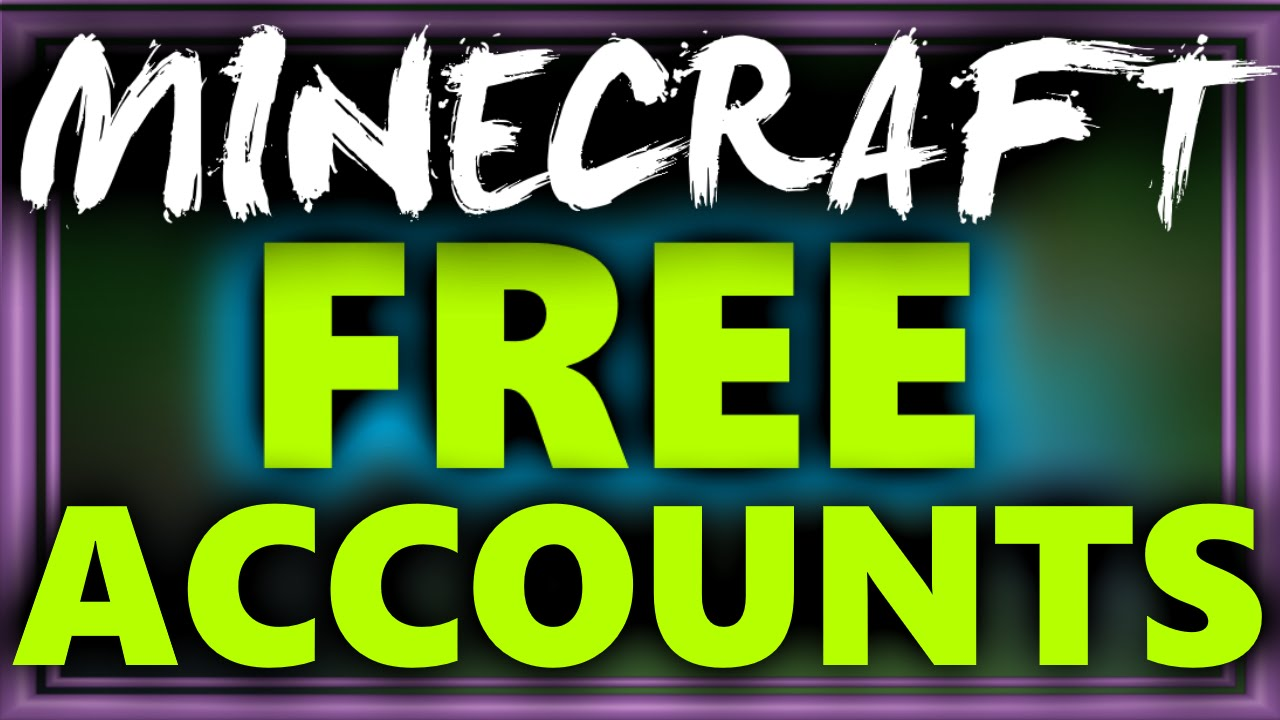 How To Get A Free Minecraft Account 2016 How To Get Minecraft For Free On Pc Youtube
