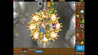 Bloons Monkey City - 3rd Is The One With...