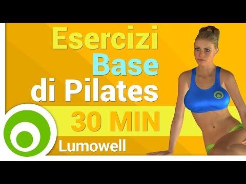 Pilates: Esercizi Base a Casa